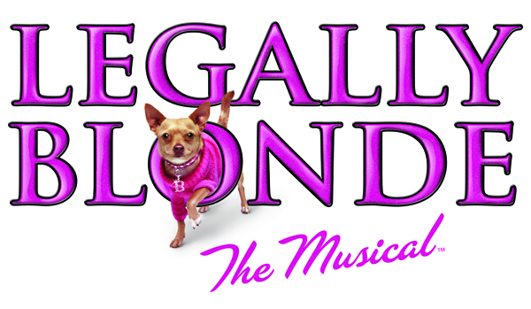 Legally Blonde the Musical logo